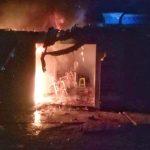 Kembang Api Tak Meledak di Awang-Awang, Toko di Blitar Ludes Terbakar
