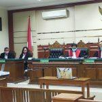 Dua Kontraktor Penyuap Bupati Saiful Ilah Dituntut 2 Tahun 6 Bulan Penjara