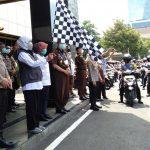 Kemenparekraf Kirim 30.000 Bantuan Pelaku Wisata Terdampak Corona di Jawa Timur