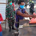 Peduli Covid-19, Marga Tionghoa di Jombang Bagi-Bagi Sembako