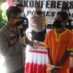 Tiga Kali Masuk Bui, Pencuri Spesialis Barang Elektronik di Lamongan Berdalih untuk Ngopi