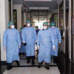 Suport Petugas Medis, Walikota Blitar Kunjungi RS Mardi Waloyo Kota Blitar