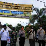 Perumahan Tanjungsari Jadi Kampung Tangguh Covid-19 Pertama di Kota Blitar