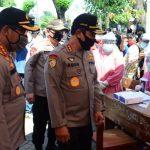 Efektif Tangani Penyebaran Covid-19 Kabaharkam Polri Kunjungi Kampung Tangguh Semeru