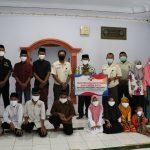 Lawan Covid-19, PT Cheil Jedang Indonesia Bagikan 9.000 Masker dan Santuni Anak Yatim