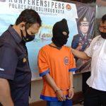Curi Ponsel Imam Tarawih, Pemuda di Kota Probolinggo Ngaku Buat Beli Sandal Lebaran