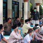 Ketua Dewan Masjid Kota Kediri Imbau Warga Tidak Salat Id di Masjid