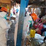 Pedagang Pasar Desa Olean Situbondo Jalani Rapid Test Massal, Satu Reaktif