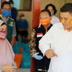 Lima Orang Positif Rapid Klaster Tulung Agung, Walikota Kediri : Jangan Salat di Masjid Dulu