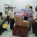 Perangi Covid-19, PT CJI Peduli Bagikan 9.000 Masker dan 4.100 Paket Sembako untuk Warga Jombang