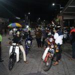 Razia Balap Liar, Polisi Blitar Kota Amankan 45 Motor