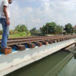 Diduga Sarat Kecurangan Proyek Double Track KA di Jombang Disoal