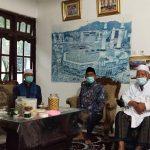 Minta Doa, Wabup Sumenep Fauzi Sowan ke Deklarator PKB