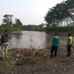 Mencari Ikan, Seorang Pelajar Tulungagung Hanyut di Sungai Brantas