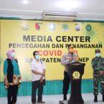 Pegawai Bank Jatim Sumenep Terkonfirmasi Positif Covid-19