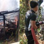 Ditinggal Bekerja, Rumah Buruh Tani di Situbondo Terbakar Tak Bersisa