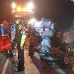 Mobil Rombongan Siswa SMKN 2 Turen Nyeruduk Tronton di Tol Pandaan – Malang, Empat Tewas