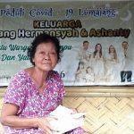 Keluarga Musisi Anang Hermansyah Berbagi Kebaikan di Lumajang