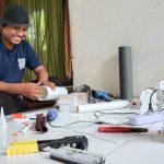 Bosan di Rumah, Pemuda di Kota Probolinggo Bikin Kerajinan Berbahan Paralon