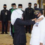 Dilantik Gubernur Khofifah, Drs H Santoso Resmi Jabat Wali Kota Blitar