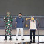 Covid-19, Peringati May Day, Pemkab Jombang Gandeng Serikat Buruh Gelar Baksos