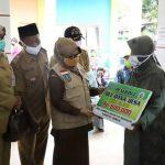 Covid-19, Sekda Jombang: Warga yang Belum Dapat Bansos Pemerintah Dicover CSR