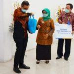 CSR BRI Diwujudkan Sembako, Disalurkan ke Warga Lewat Pemkab Jombang