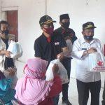 PDI-P Nganjuk Bagikan 15 Ton Beras dan Paket Sembako untuk Warga