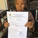 Merasa Mampu, Nenek di Mojokerto Kembalikan BLT-DD Rp 600 Ribu