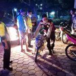 Patroli Physical Distancing, Polres Situbondo Amankan 16 Remaja dan Motor Protolan