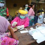 Rapid Test di Pasar Kedung Prau Ngawi, 27 Orang Dinyatakan Reaktif