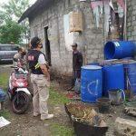 Sebarkan Bau Busuk, Pengolahan Limbah Telur di Jombang Dihentikan Satpol PP