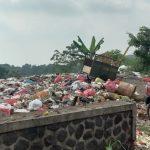 Tumpukan Sampah di Pasar Prigen Pasuruan, Dikeluhkan Warga