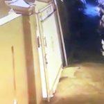 Lagi, Pencurian Sepeda Motor di Tempat Kos di Mojokerto Terekam CCTV