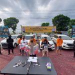 Anggota Sindikat Penggelapan Mobil Rental Asal Trenggalek, Diringkus
