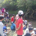 Mencari Ikan, Pemuda Desa Tewas Tenggelam di Sungai Welang Pasuruan