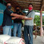 Kinerjanya Diapresiasi, Wartawan di Kota Probolinggo Dapat Sembako dari Hamba Allah