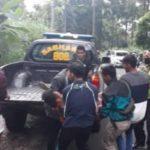Diduga Rem Blong, Mobil Hijet Terjun ke Jurang di Pacet Mojokerto