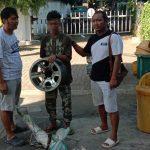 Diduga Curi Onderdil dari 8 Mobil di Situbondo, Pencari Rongsokan Ditangkap Polisi