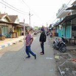 Akibat Covid-19, Dinas Perkim Jombang Tunda Pembangunan Lanjutan Trotoar di Kawasan Kumuh