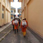 Jelang Kembalinya Ribuan Santri, BPBD Semprotkan Disinfektan ke Sejumlah Ponpes Situbondo