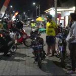 Aksi Balap Liar Membandel, Puluhan Remaja di Blitar Diciduk Polisi