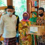 Bupati Jombang Serahkan Bantuan Sound System untuk 21 Mushola