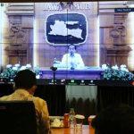 Vidcon dengan Bupati dan Wabup Lumajang, Jokowi Minta Bisa Kendalikan Covid-19