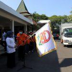 Bupati Mundjidah Berangkatkan Produk UMKM Jombang Masuk Pasar Modern