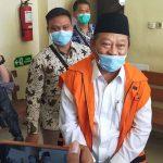 Didakwa Terima Suap Rp 550 Juta dari Kontraktor, Saiful Ilah: 'Tidak Ada Penyerahan Uang'