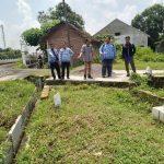 Covid-19, Dinas Perkim Jombang Terpaksa Tunda Pembangunan Jalan di Jelakombo