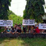 Demo Tolak Pendirian Masjid di Tulungagung, Ini Kata Panitia Pembangunan