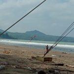 Empat Pantai Wisata di Tulungagung Berbenah Setelah Dihantam Banjir Rob