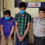 Dua Terduga Pencuri Genset Saat Malam Takbiran di Pasuruan Tertangkap
